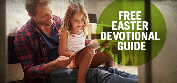 Free Easter Devotional Guide for