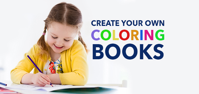 create your own coloring books - Create Your Own Coloring Book