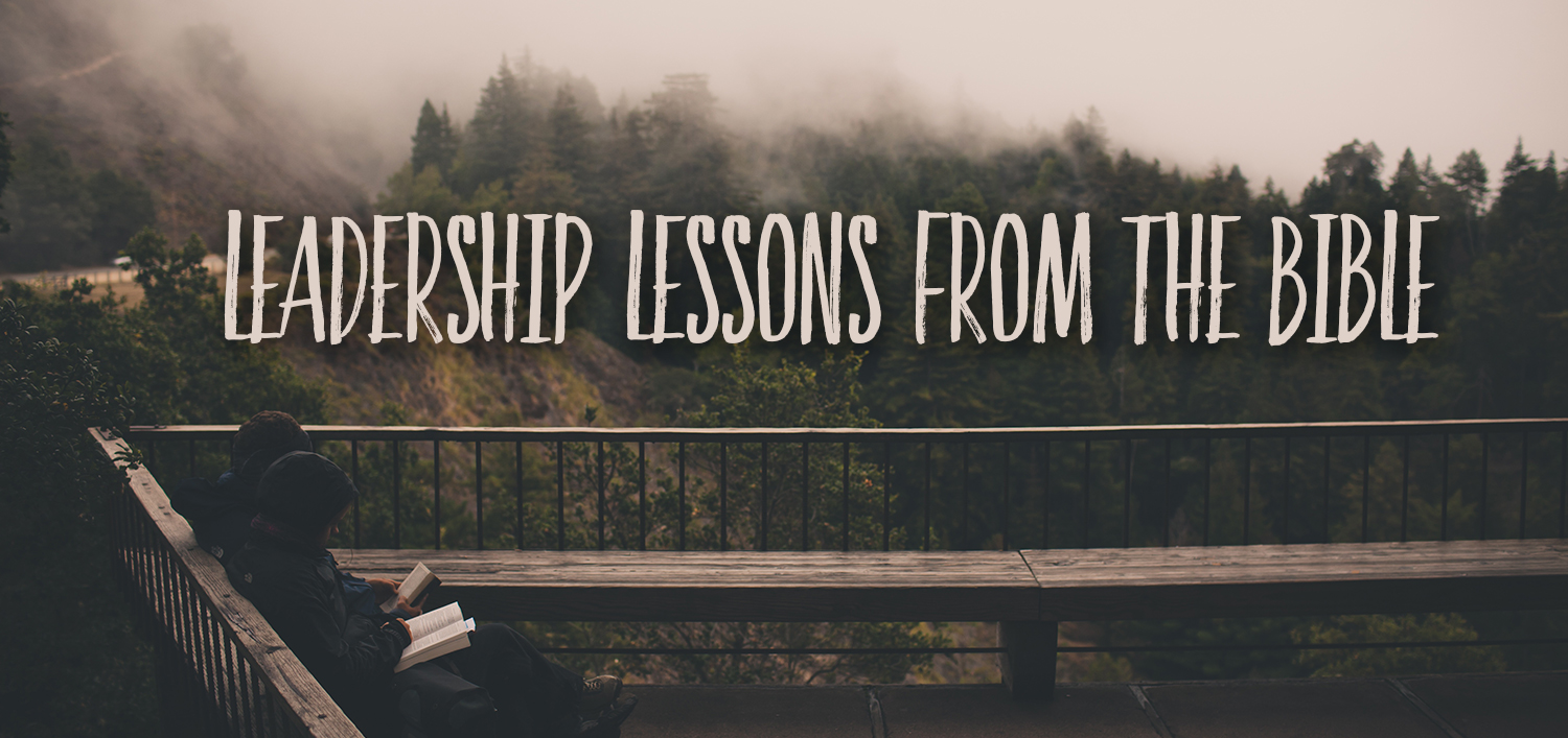 leadership from the bible Jesus: how do leaders see themselves for even the son of man did not come to be served, but to serve, and to give his life—a ransom for many.